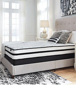 Chime Memory Foam Plus Inner Spring Mattress