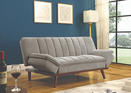 Keswick Beige Sofa Bed at Affordable Portables